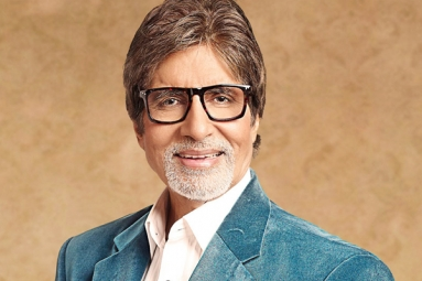 Spotted: Big B's stunning look from Syeraa