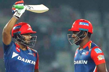 Daredevils Knock Gujarat Lions out of Playoff Race