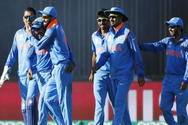 India Won Over Pakistan By 124 Runs