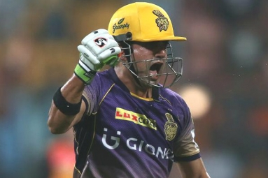 Kolkata Knight Riders takes revenge on SRH