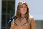 Melania Trump Warns Against 'Destructive' Effects of Social Media