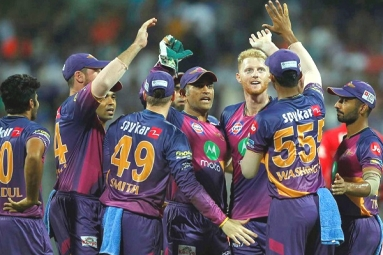 Rising Pune Supergiants catch Kolkata Knight Riders on Points Table