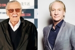 Stan Lee's Company Slams Bill Maher for 'Disgusting' Comments