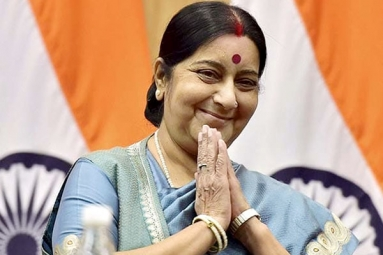 Sushma Swaraj Death: Tributes Pour in for 'People's Minister'