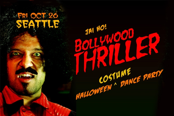 Bollywood Thriller Halloween Costume Party